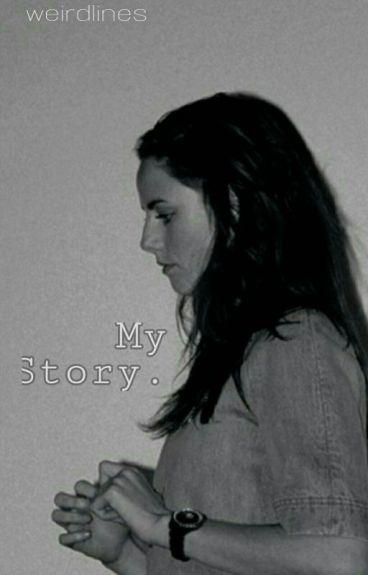 My Story | Dat Adam FF #wattys2016