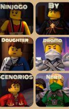 Ninjago Daughter Scenarios/Preferences  by DramaNerd