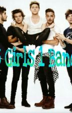 5 Girls 1 Band by kaitlynhearts1D1994