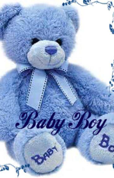 Baby Boy (BoyxBoy M-preg)