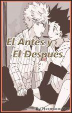 El Antes y el Después Killua x Gon by Hemione719