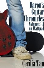 Daron's Guitar Chronicles: Vols 1-3 by ceciliatan