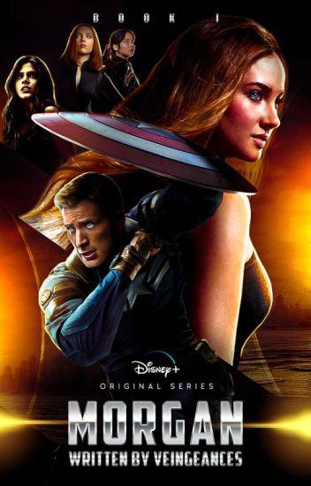 MORGAN ━ Steve Rogers ( 1 ) ✓
