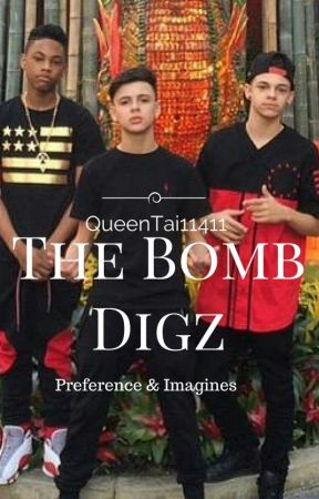 The_Bomb_Digz Preference and Imagines by queentai11411