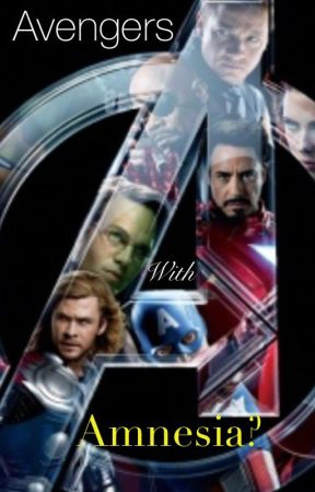 Avengers With Amnesia by ICTOAUN