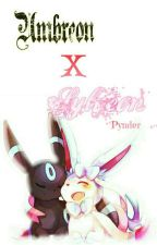 umbreon x sylveon by pynder