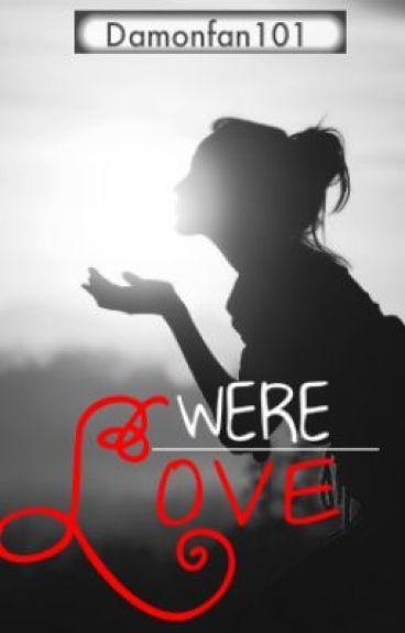 Were-Love (Were-series book 2) by Damonfan101