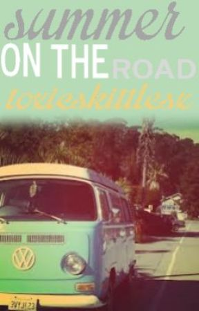Summer on the Road by hoenestly_