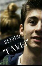 Behind Favij    Lorenzo Ostuni by Tizy97
