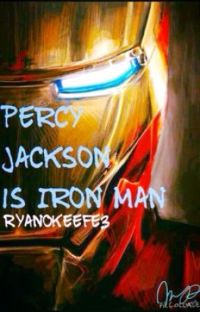 Percy Jackson is Ironman (Discontinued) by Ryan_McShizzle2