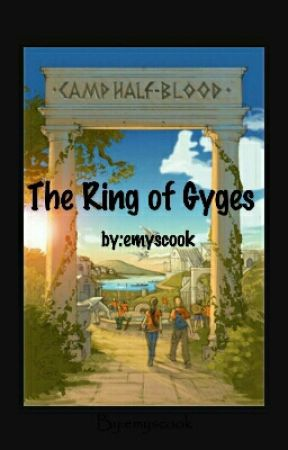Camp Half Blood: The Ring of Gyges - Chapter 2: Capture the Flag