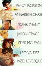 PJO/HoO× Reader One-shots by hikingislife
