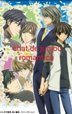 chat de junjou romantica  by susuki_senpai