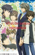 chat de junjou romantica  by susuki-sempai