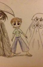 The Grim Reaper by ellezahuay