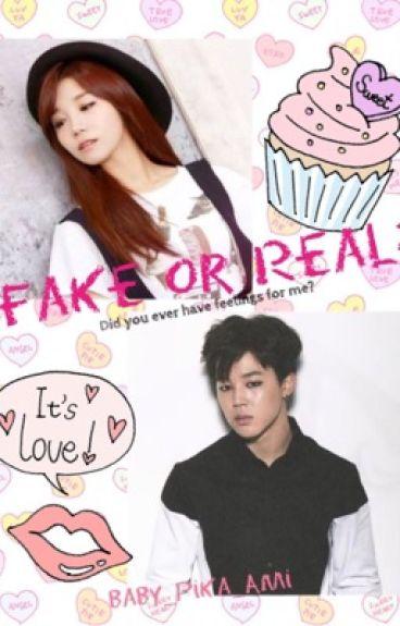 Fake or real?(BTS Jimin)