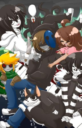 Cosplaying can get a little...Crazy (Reader x Creepypasta) by 1animelover2
