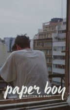 paper boy by harrysdimpleslover