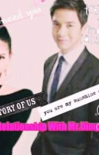 A Relationship With Mr.Dimple {AlDub FF} by TheRealHanaPark