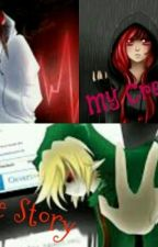 My creepy love story [zakończone] by CreepyMeghan