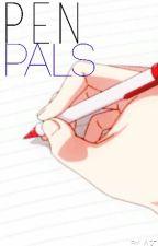 Pen Pals by Aria-22