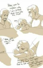 Daddy Avengers by different_and_nerdy