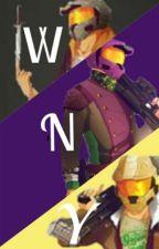 WNY (a rvb and rwby crossover) fan made by Washington_WNY
