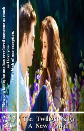 The Twilight Saga - A New Dawn - Charlie Finds Out - Wattpad