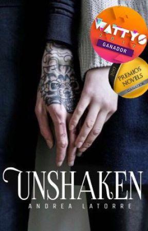 UNSHAKEN by HeartLikeYours_