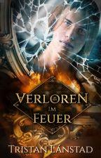 Verloren im Feuer | BoyxBoy | LGBT Fantasy by Vanjastic
