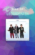 Legerdemain: Random Sims Shots by aras_sara