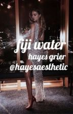fiji water ,, hg by hayesaesthetic