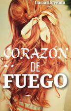 Corazón De Fuego by Luciatilovemuxo