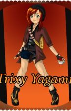 Trixy's Journey (Pokémon) by AkiraTsukikoMisaki