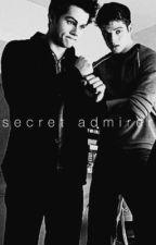 Secret Admirer - Stisaac - [Secret Amirer Series - Book 1] by BrendenOBrien4
