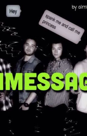 imessage (1d fanfiction) by almightystyles