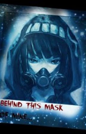 Behind this mask of mine ~Tokyo Ghoul LS~ by BloodyMonsta