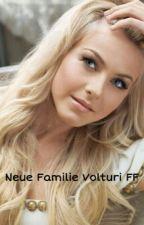 Neue Familie \ Volturi FF by clarymaus