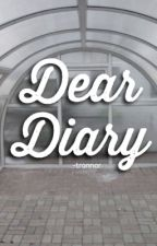 dear diary ✧ phan by -tronnor