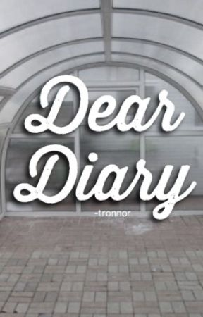 dear diary ✧ phan by -tronnor