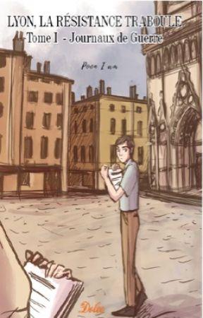 Lyon, La résistance traboule by pooniam