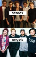 One Direction & 5 Seconds Of Summer Age Play One-Shots by IsabellaNguyenTV