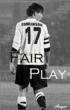 ZAWIESZONE - Fair Play - Tomlinson 17 by awwtommosbear