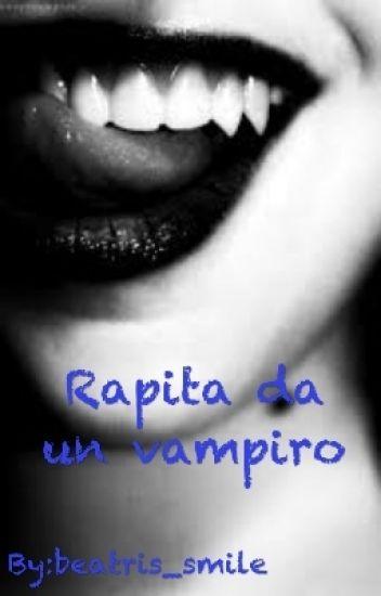 rapita da un vampiro