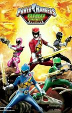 Power Rangers Dino Charge by KuroYin