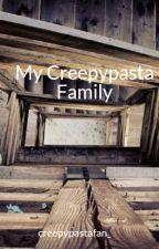 My Creepypasta Family (Eyeless Jack) by creepypastafan_