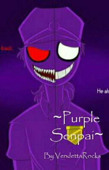 Purple Senpai (Vincent x Yandere!Reader)