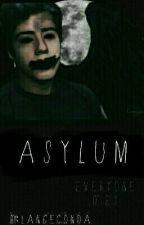 Asylum || r.l. by langeconda