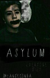Asylum || Rafael Lange by langeconda
