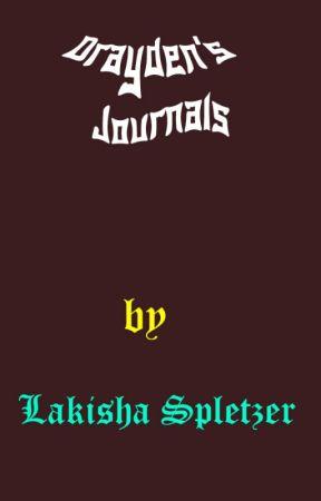 Drayden's Journals (Werelove Chronicles) by kishazworld